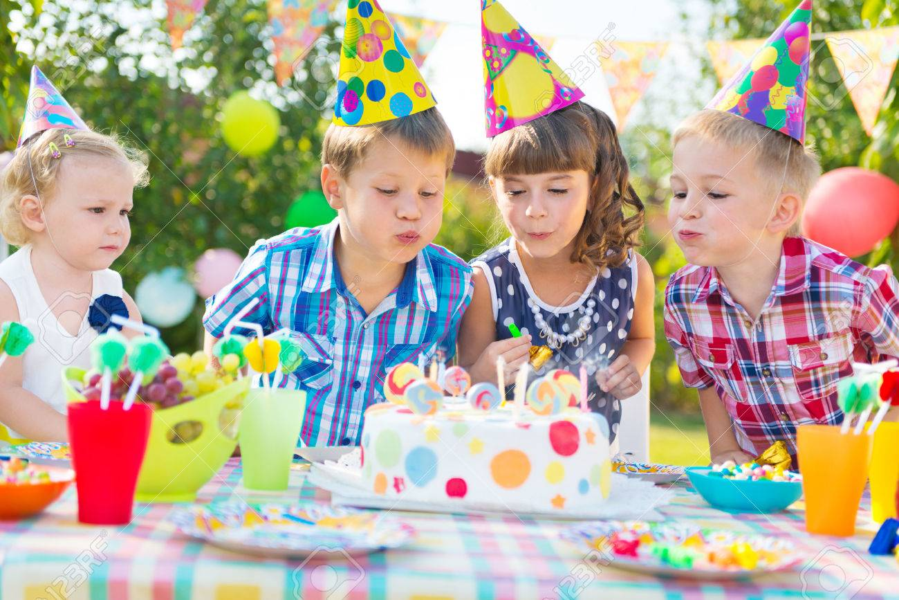 Picking Kids' Birthday Cakes
