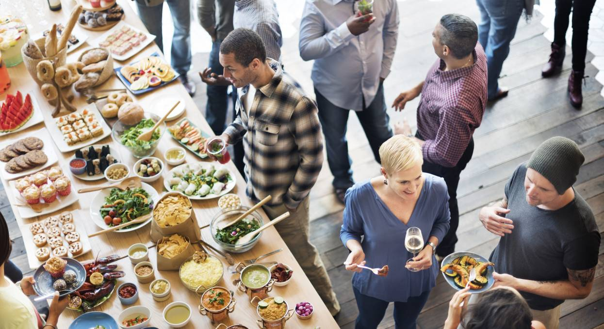 Characteristics You Have To Search For When Choosing Catering Solution Providers