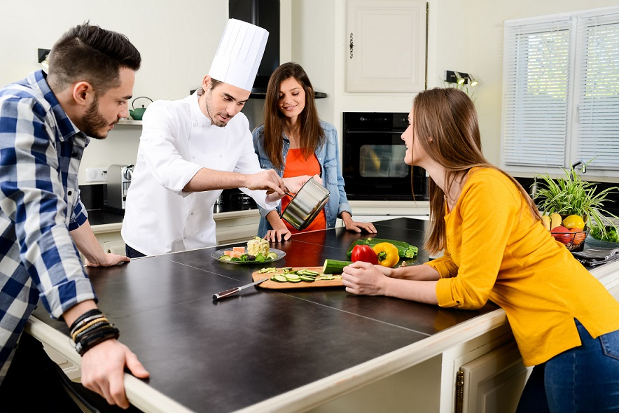 Getting a Personal Chef on holiday